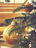 Decoración de Navidad Fotos de archivo libres de regalías