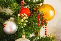 Decoración de Navidad Imagen de archivo libre de regalías