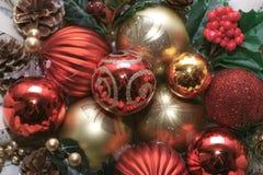 Decoración de Navidad Foto de archivo