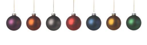 Decoración de Navidad imagenes de archivo