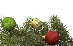 Decoración de Navidad Fotos de archivo