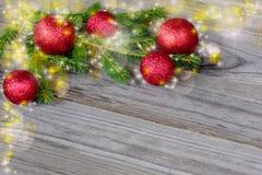 Decoración de Navidad Imagen de archivo