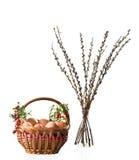 Decoración de Pascua Fotografía de archivo libre de regalías