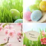 Decoración de Pascua fotografía de archivo