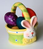 Decoración de Pascua Imágenes de archivo libres de regalías