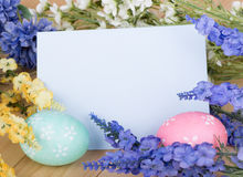 Decoración de Pascua Foto de archivo