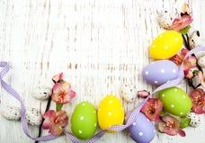 Decoración de Pascua Imagen de archivo