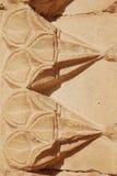 Decoración de piedra Imagen de archivo