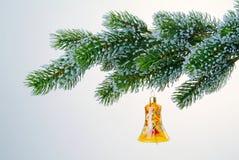 Decoración del árbol de navidad Fotos de archivo