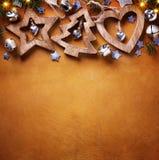 Decoración del árbol de navidad; Fondo de la Navidad Fotos de archivo