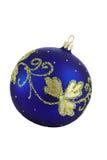 Decoración del árbol del Año Nuevo Imágenes de archivo libres de regalías