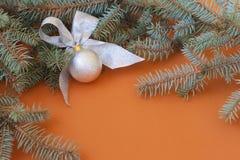 Decoración del Año Nuevo Fotos de archivo libres de regalías
