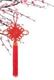 Decoración del Año Nuevo de Chinse Foto de archivo