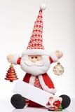 Decoración del Año Nuevo de la Navidad Imagen de archivo libre de regalías