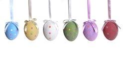 Decoración del huevo de Pascua Foto de archivo