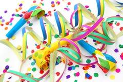 Decoración del partido Imagen de archivo