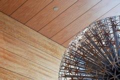 Decoración del pasillo del hotel Imagen de archivo libre de regalías