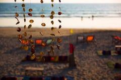 Decoración del shell Foto de archivo libre de regalías