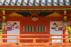 Decoración del templo budista fotografía de archivo libre de regalías