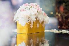 Decoración del vector de la boda fotos de archivo libres de regalías
