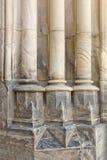 Decoración en una iglesia Imagenes de archivo