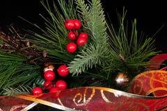 Decoración estacional del día de fiesta Imagen de archivo libre de regalías