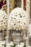 Decoración floral Imagenes de archivo