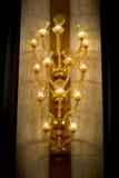 Decoración hermosa de la iluminación Foto de archivo libre de regalías