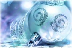 Decoración hermosa de la Navidad Fotos de archivo libres de regalías