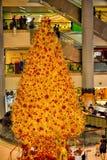 Decoración hermosa de la Navidad Imágenes de archivo libres de regalías