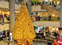 Decoración hermosa de la Navidad Imagen de archivo