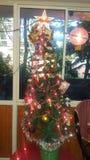 Decoración interior de la Navidad Imagenes de archivo
