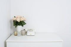 decoración interior moderna Imagen de archivo