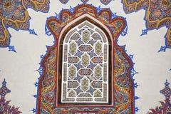 Decoración islámica histórica, adorno Fotografía de archivo libre de regalías
