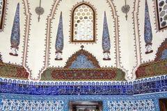 Decoración islámica histórica, adorno Fotos de archivo