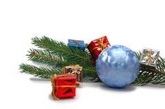 Decoración - la Navidad fotografía de archivo libre de regalías