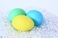 Decoración moderna de Pascua Fotografía de archivo libre de regalías