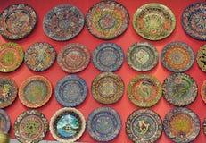 Decoración oriental del ornamento Imágenes de archivo libres de regalías