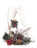 Decoración para la Navidad Fotografía de archivo libre de regalías