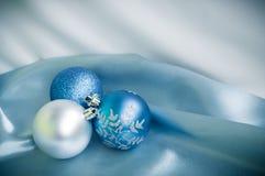 Decoración por Año Nuevo y Cristmas Ornamentxmas de las bolas Imagen de archivo libre de regalías