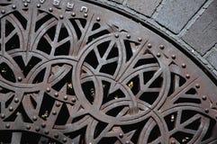 Decoración urbana Imagen de archivo libre de regalías