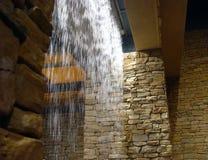 Decoración usada agua Imagen de archivo libre de regalías