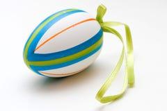 Decoración del huevo de Pascua Fotografía de archivo libre de regalías