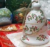 Decoraciones 15 de la Navidad imágenes de archivo libres de regalías
