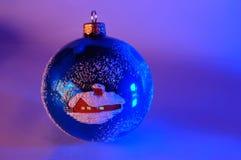 decoraciones 6 del Nuevo-año Foto de archivo libre de regalías