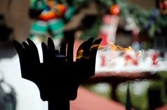 Decoraciones alegres de la Navidad - 5 Imagen de archivo
