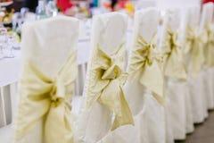 Decoraciones con las flores, decoraciones de la boda Imágenes de archivo libres de regalías
