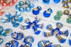 Decoraciones de Chrismas Imagen de archivo libre de regalías