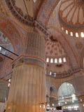 Decoraciones de la mezquita de Bue imagenes de archivo