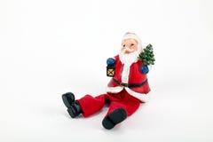 Decoraciones de la Navidad Fotografía de archivo libre de regalías